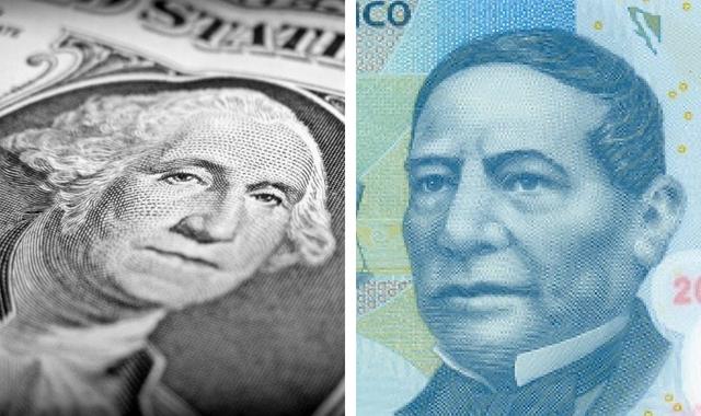 Tipo de cambio sube a 20.59 pesos por dólar tras anuncio de medidas arancelarias de Estados Unidos contra México, Canadá y UE.