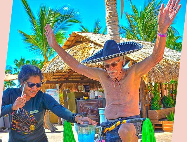 El crecimiento de las cifras de turismo en México fue provocado por una estadística más amplia. Foto: Kirt Edblom