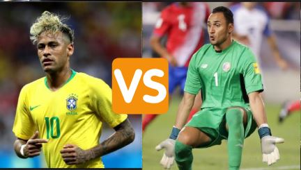 Brasil vs Costa Rica, 90 minutos separan la gloria o el fracaso mundialista de alguno de estos dos equipos
