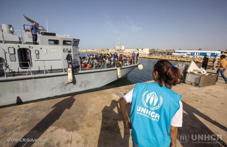 Eritrea es del país africano que más migrantes indocumentados se detienen en México. En 2017 fueron 636. Foto: Naciones Unidas.