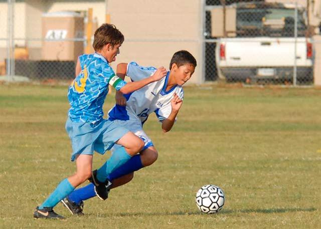 En México hay solo una escuela de futbol especializada (Foto: Kevin Wallace)