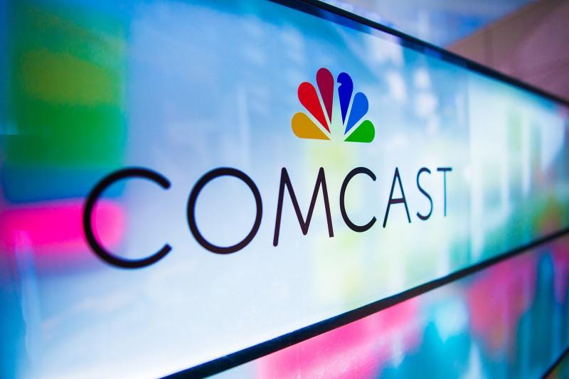 Comcast ofrece servicios de televisión, internet y telefonía en Estados Unidos.