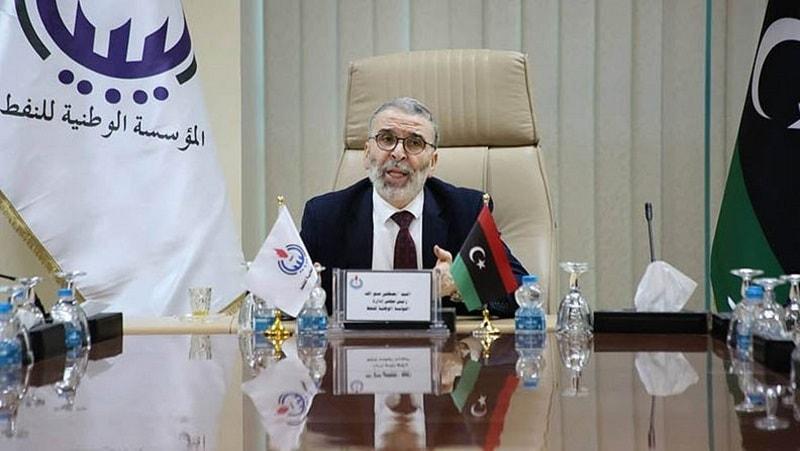 El ingeniero Mustafa Sanalla, presidente de la Corporación Nacional de Petróleo de Libia.