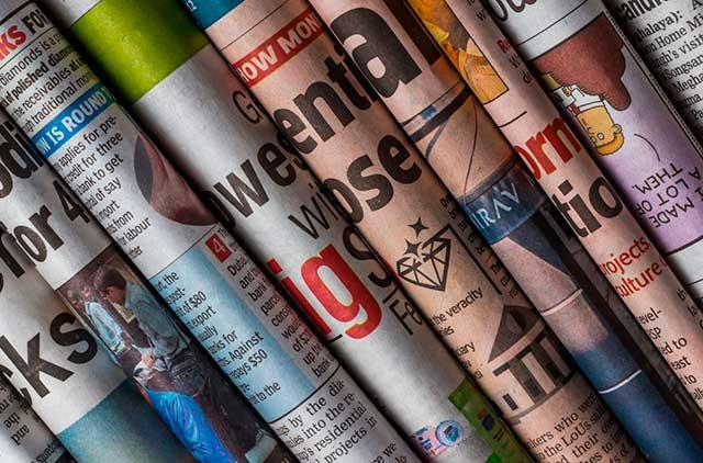 Diarios como El Sol de México han tenido que cambiar su formato impreso por uno más pequeño para ahorrar en papel