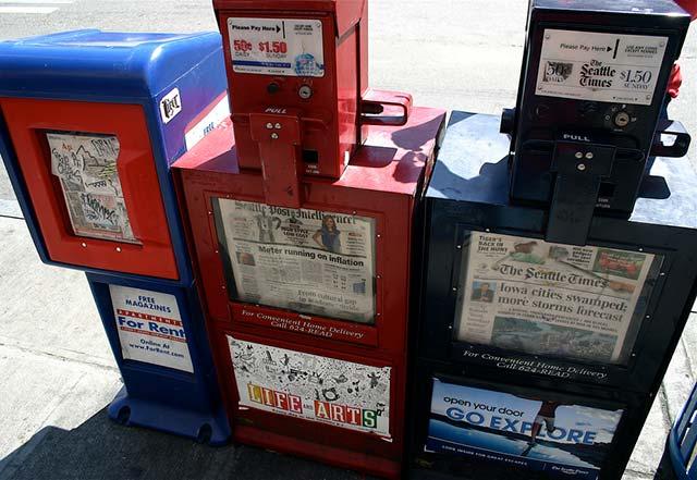 ¿Preferirán los medios digitales volver a cobrar por contenidos? (Foto: George Kelly)