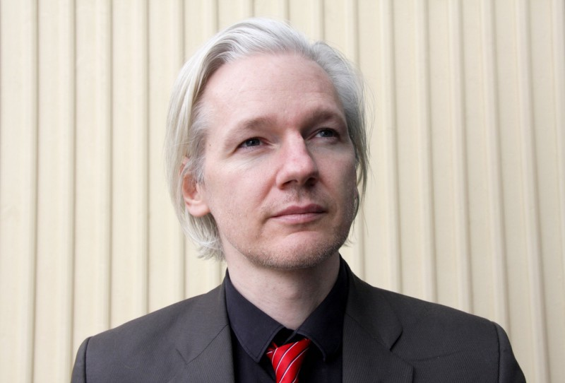 Julian Assange Foto: flickr.com