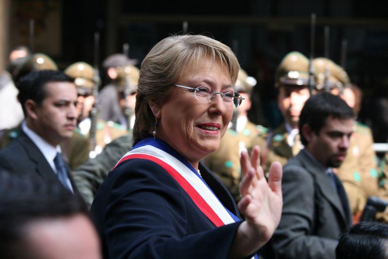 Michelle Bachelet Foto: flickr.com