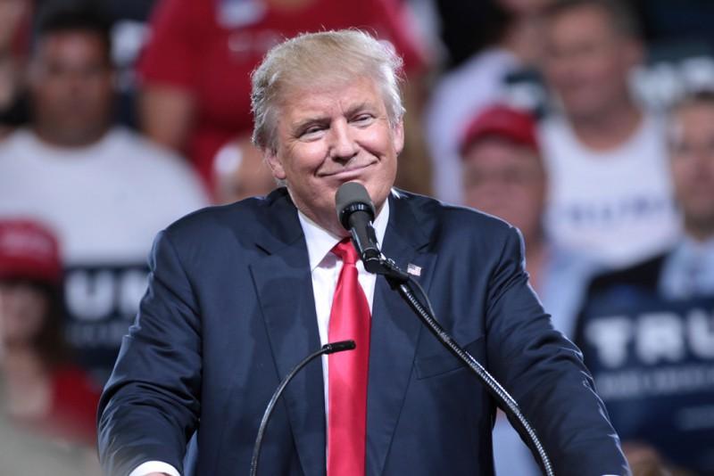 Presidente de Estados Unidos Donald Trump Foto: flickr.com