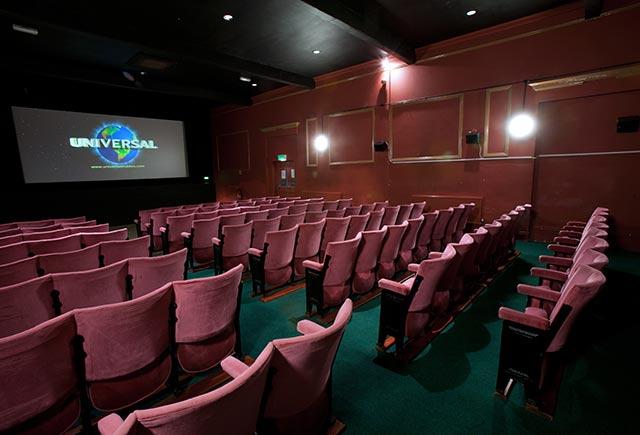 Amazon estudia comprar una cadena de cines con 50 salas