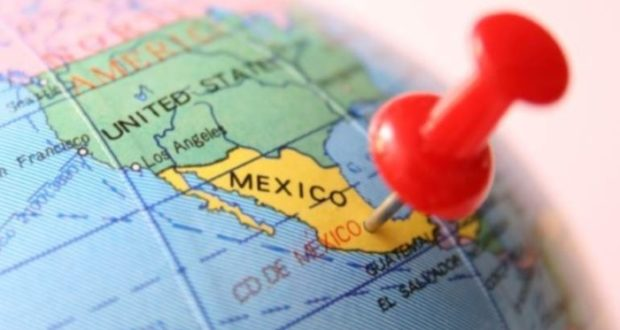 Riesgo país México por JP Morgan hoy viernes 17 de agosto