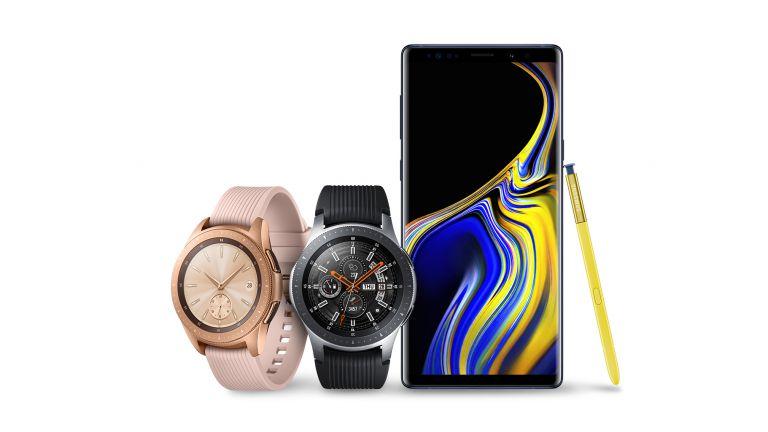 Galaxy Watch de Samsung se preocupa por tu salud