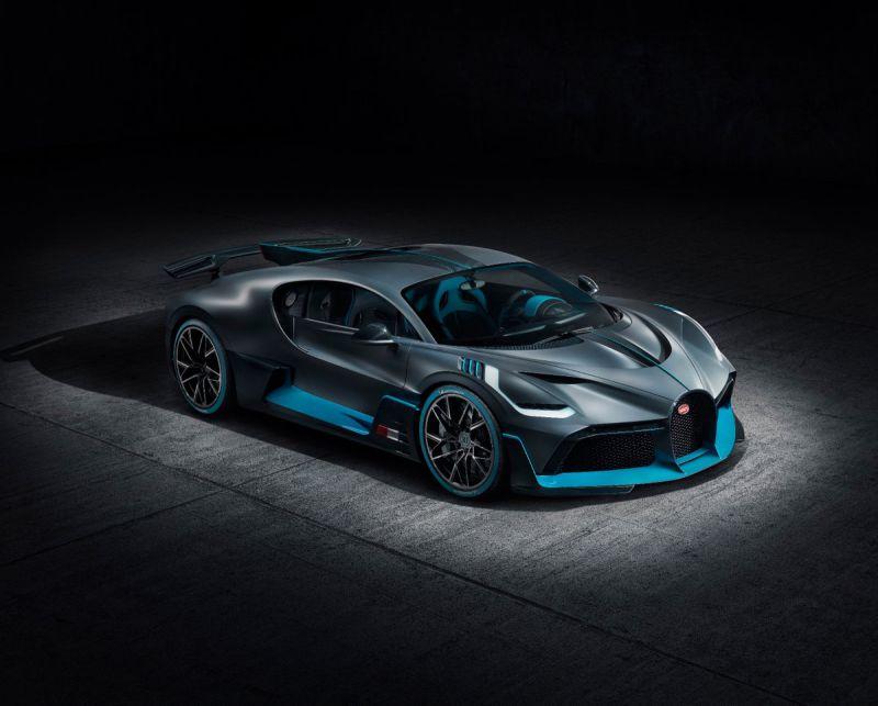 Bugatti Divo: el hiperdeportivo de casi 6 millones de dólares | FOTOS