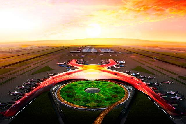 Los expertos dijeron que el proyecto de aeropuerto en Santa Lucía era de