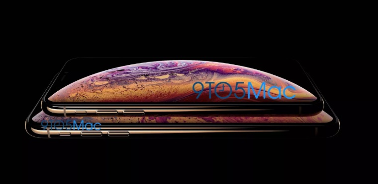 iPhone XS estará disponible en dos tamaños y en color dorado.