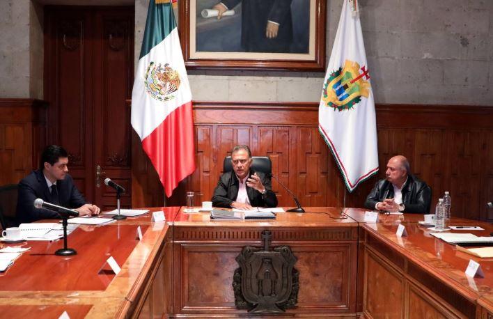 Miguel Ángel Yunes, actual gobernador de Veracruz, quien estará en el cargo hasta diciembre de 2018.