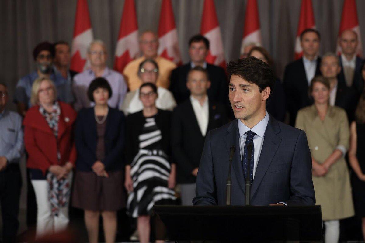 Trudeau se ha mostrado reacio a establecer una fecha límite para las negociaciones con EU (Foto: @JustinTrudeau)