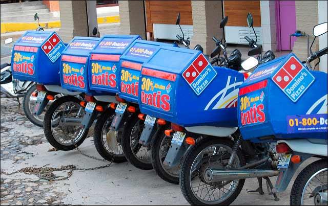 Domino's es una de las 14 empresas manejadas por Alsea. Foto: Tiffa Day / algunos derechos reservados.
