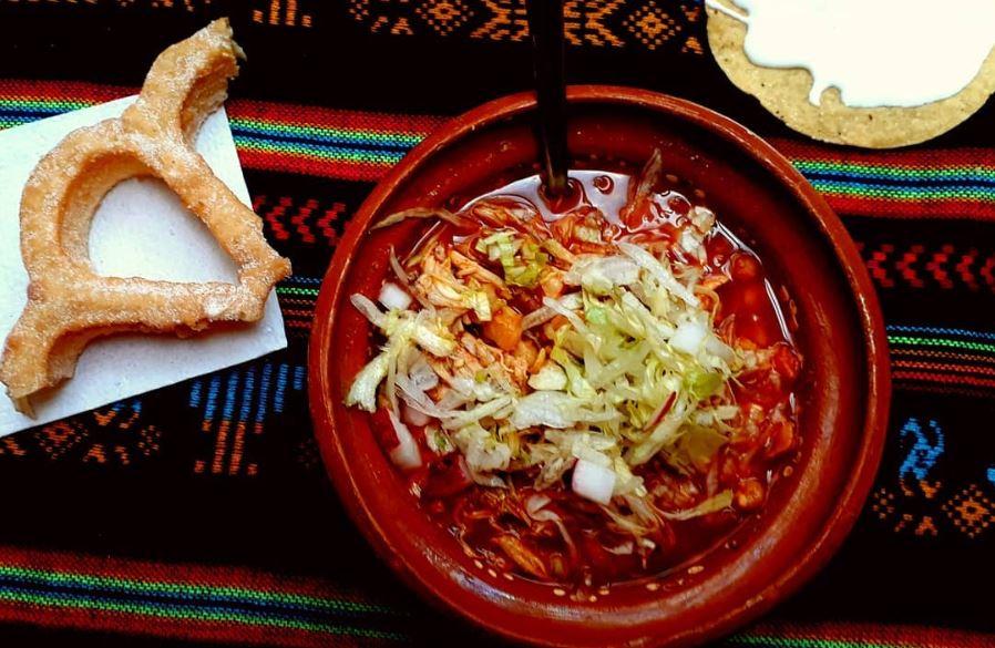La comida mexicana tuvo una inflación promedio de 25% en cinco años. Foto: Instagram @ginaankh