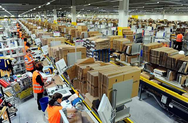 Desde Whole Foods hasta Bernie Sanders, no faltan críticos de las condiciones laborales en Amazon (Foto: Scott Lewis)