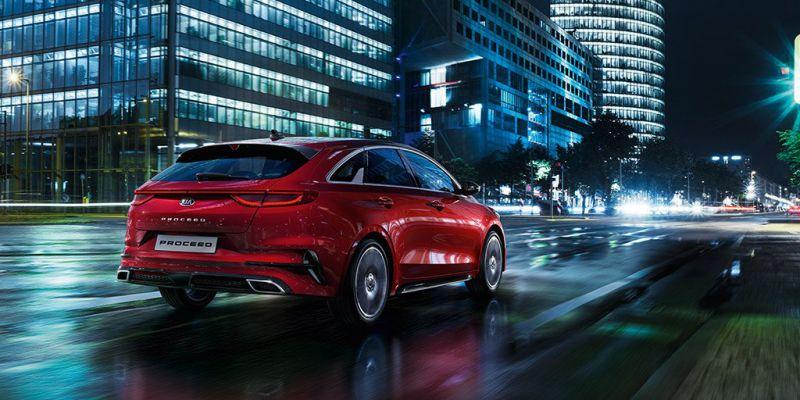 Kia Ceed GT: el altas prestaciones sólo para Europa