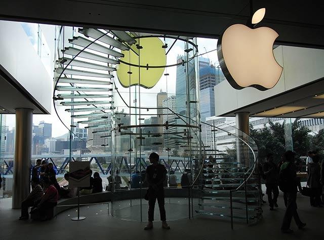 Apple fue de las tecnológicas más afectadas en mercados por el anuncio (Foto: ChIfcapsho)