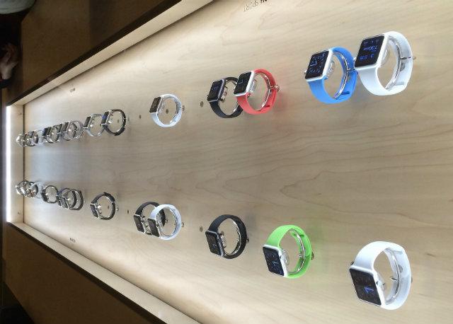 El nuevo Apple Watch monitorea actividad cardiaca, alimentación y hasta niveles de estrés (Foto: Shinya Suzuki)