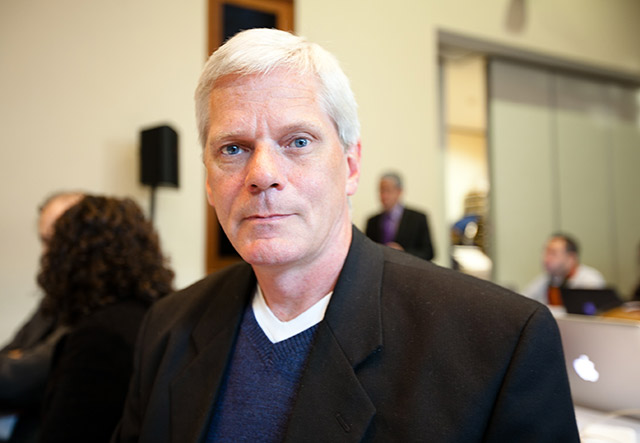 Kristinn Hrafnsson ha sido vocero de WikiLeaks desde 2010 (Foto: J.D. Lasica)