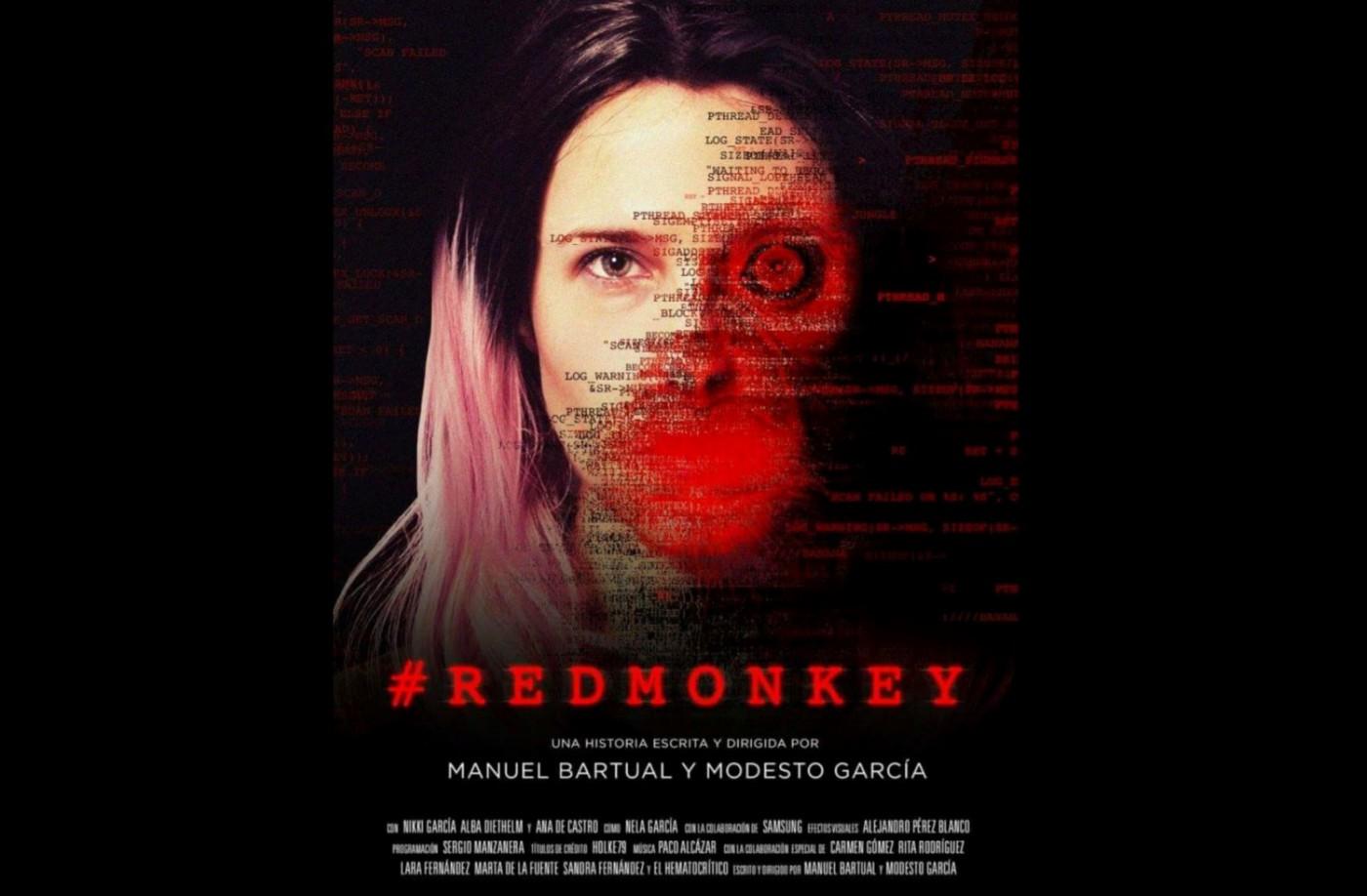 #RedMonkey, la historia que viralizó Nale García en Twitter (Imagen: @nelagarnela)