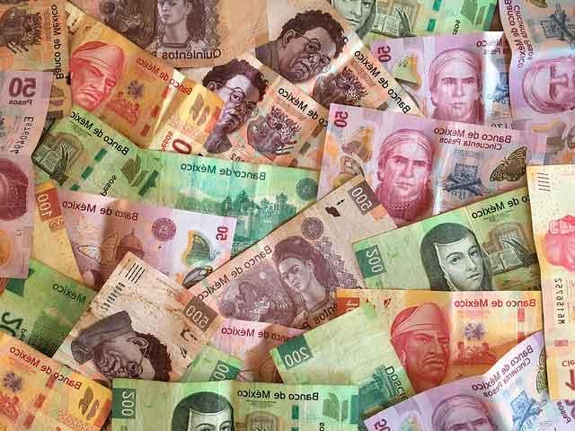 En los futuros de Chicago el peso se apreció al instante para el cierre del año al pasar de 19.33 pesos por dólar hasta 19.30, pero tras unos minutos regresaron su nivel inicial.  1Foto: Fiona Graham / WorldRemit