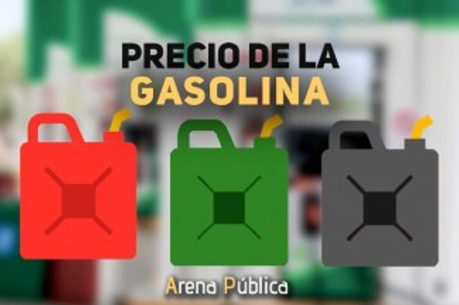 Precio de la gasolina en Mexico hoy viernes 5 de octubre de 2018