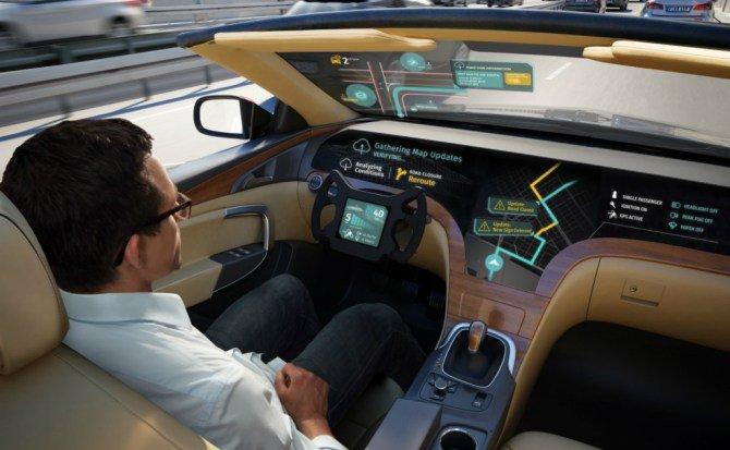Se deben atender aspectos como política, innovación e infraestructura para que los vehículos autónomos sean viables en México (Foto: Twitter@Akhademia).