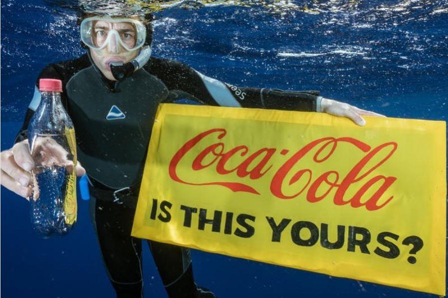 Coca-Cola, Pepsi y Nestlé, las que más contaminan
