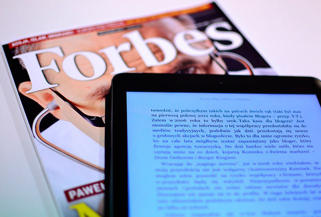 El movimiento de Forbes sucede en medio de una crisis de despidos y falta de un modelo de monetización exitoso para la prensa