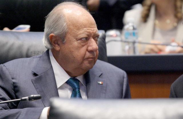 Carlos Romero Deschamps, secretario general del sindicato petrolero. Foto: Senado PRI.