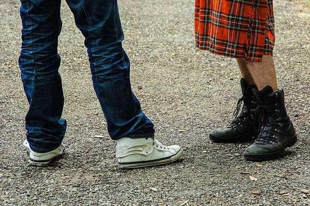 Por su comodidad e idoneidad para las altas temperaturas, las faldas son una prenda común en primavera y verano, pero es casi exclusiva de las mujeres. (Foto: Pixabay).