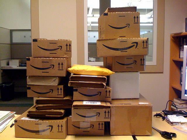 Amazon creó un escenario hostil para los minoristas que no supieron adaptarse al cambio tecnológico. Foto: Carl Malamud.