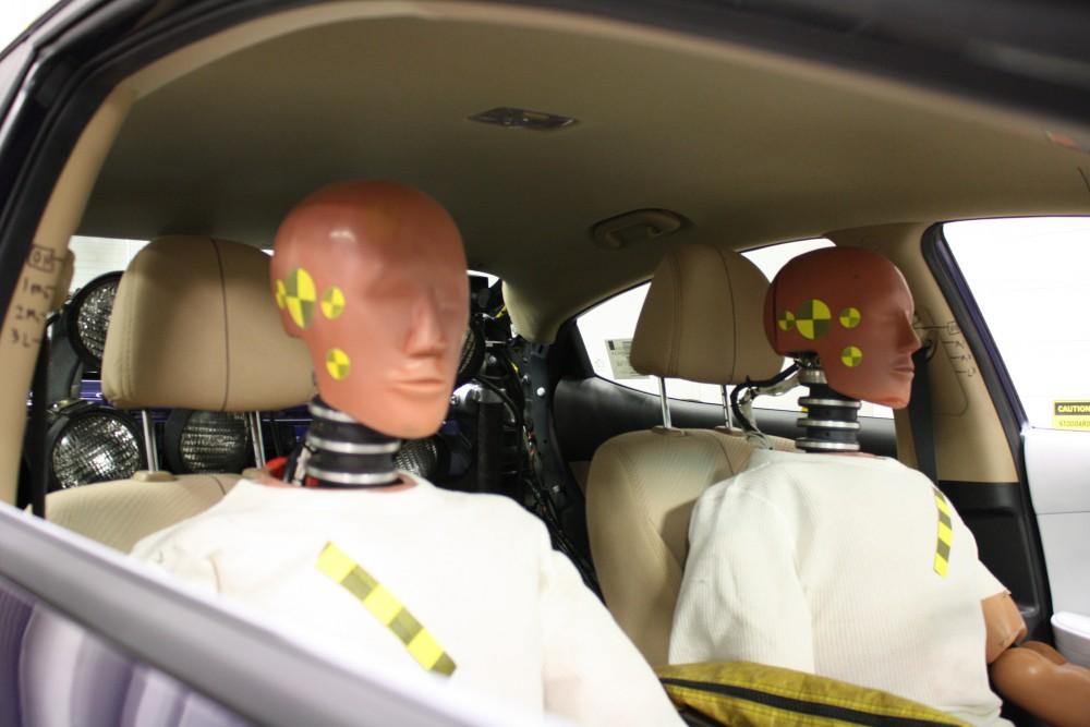Las medidas de seguridad en autos que no se cumplen han devenido en un problema de salud pública (Foto: Wikimedia Commons).