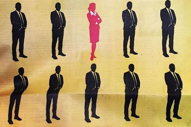 Solo el 6% de los directores ejecutivos son mujeres en EU.