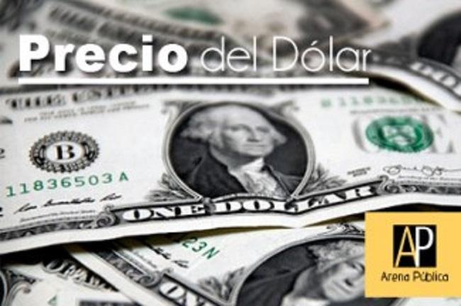 Precio del dólar hoy jueves 8 de noviembre