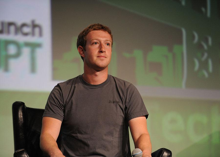 2018 ha sido un año de pesadilla para Mark Zuckerberg y el resto de los ejecutivos de Facebook (Foto: TechCrunch)