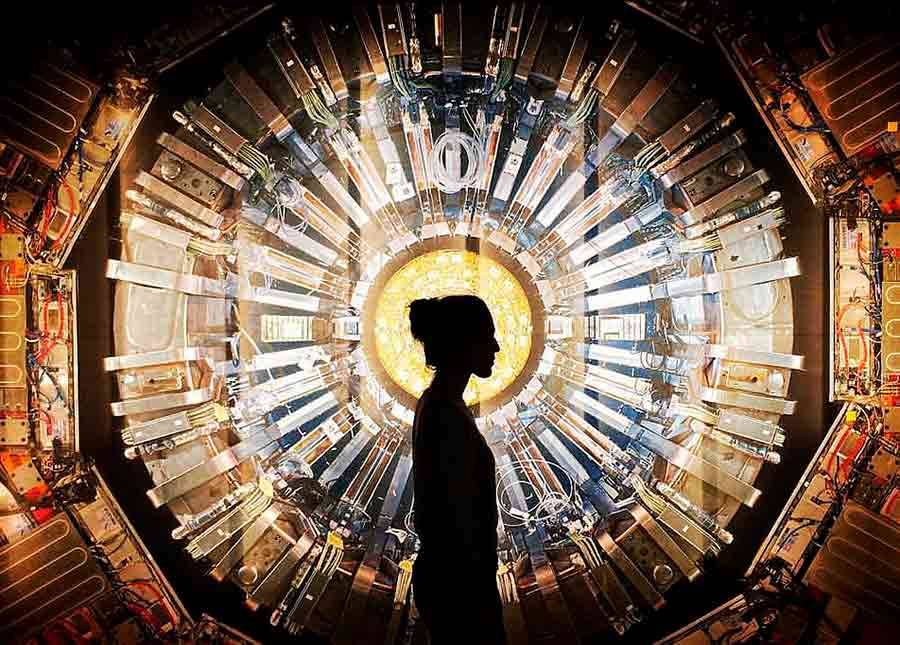 El acelerador de partículas sugerido por los científicos chinos comenzaría a construirse en 2022 (Foto: Har Gobind Singh Khalsa)