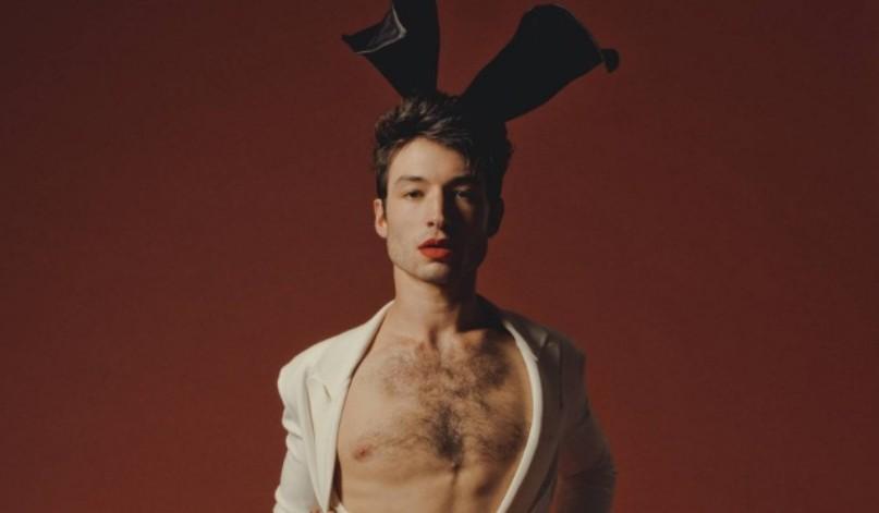 Las fotografías del actor para Playboy han generado más reacciones en redes sociales que la entrevista. Foto Ryan Pfluger.