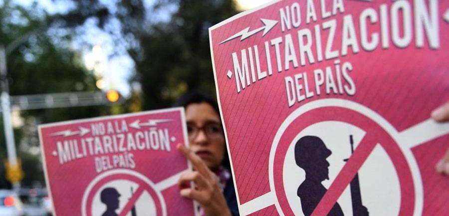El organismo internacional pide romper con el paradigma militar de seguridad en el país (Foto: Amnistía Internacional).