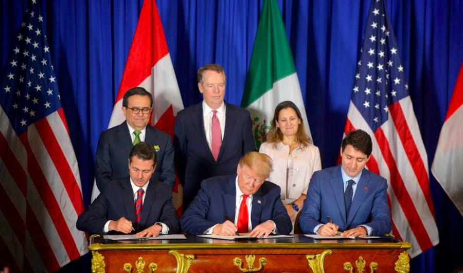 Amenazar con dar por terminado el TLCAN es una táctica de Donald Trump bien conocida para presionar a los negociadores relacionados con el tratado.