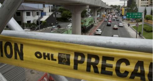 La española OHL México opera la mayor parte de las autopistas en el Estado de México