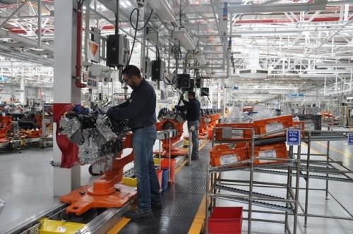 En 2016 Ford produjo el motor 10 millones en su planta de Chihuahua, México (Foto: Ford.com)