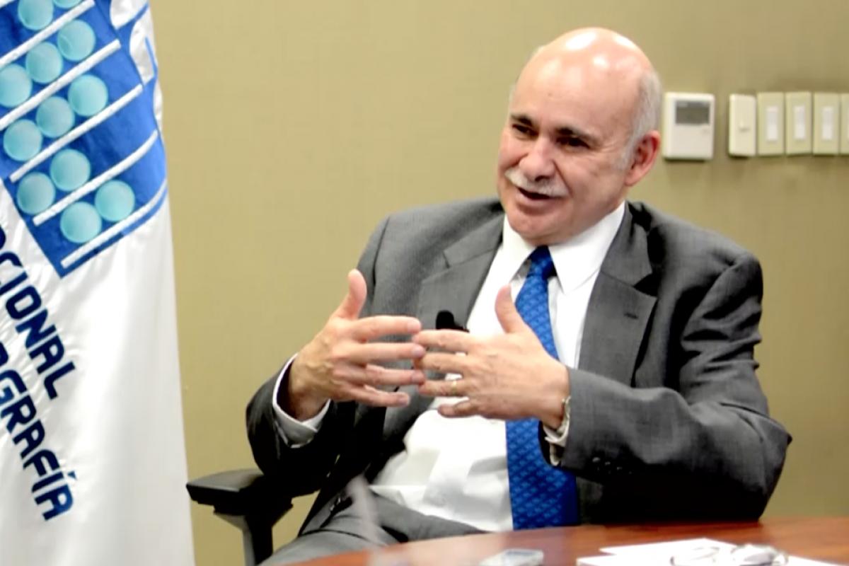 Lo digo con conocimiento de causa: Nunca ha trabajado tanto el INEGI para el gobierno federal como ahora que es autónomo, dijo Eduardo Sojo en la entrevista