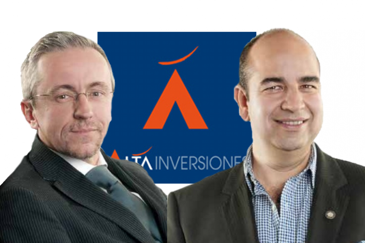 Salvador Abascal Carranza, junto a Luis López Panadero, -socios principales de ALTA- dicen estar en negociaciones con Gustavo Villagrán López buscando capitalizar a la empresa