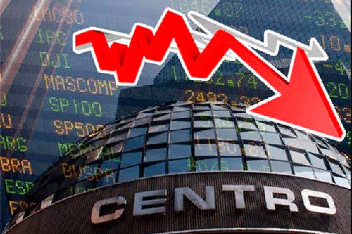 El IPC cayó desde los 44 mil 895 puntos del viernes 20 de noviembre, hasta los 42 mil puntos de este viernes 11 de diciembre