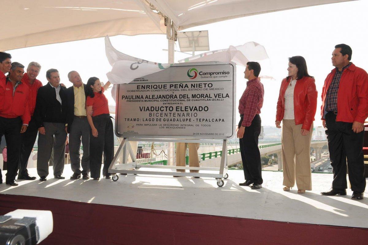 En 2011 la constructora aseguró a las autoridades del Estado de México que los costos habían crecido hasta 15,394 millones de pesos. Un aumento igual a 7,494 millones de pesos.